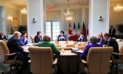 Donald Trump G7
