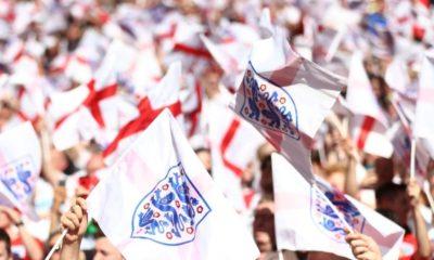Inglaterra banderas