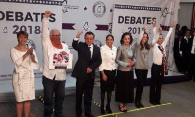 Candidatos a la jefatura de la Ciudad de México