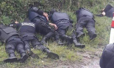 mueren policias en puebla
