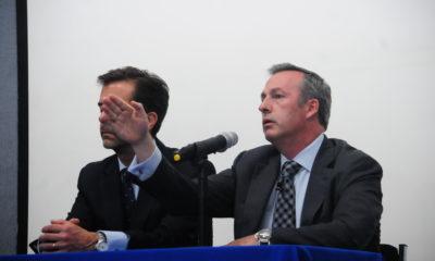 Aeroméxico explica accidente en Durango