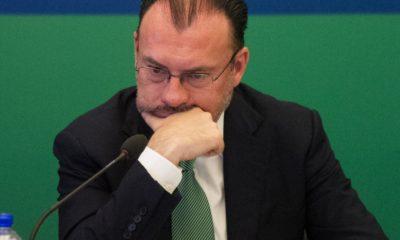 CIUDAD DE MÉXICO, 31MAYO2018.- Luis Videagray Caso, secretario de Relaciones Exteriores, durante la 1a Sesión Ordinaria del Consejo Nacional de la Agenda 2030, en la cancillería. FOTO: MOISÉS PABLO /CUARTOSCURO.COM