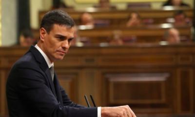 Pedro Sánchez exhuma a FRANCO
