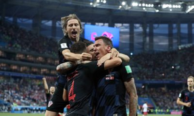 Gana Croacia clasificación