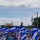 Protesta en Nicaragua, Juntos somos un volcán