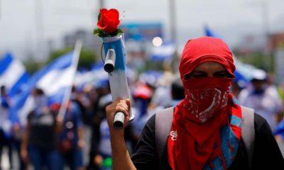 Protestas contra Daniel Ortega, Nicaragua