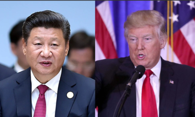 Trump y Xi Jinping 2