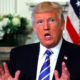 Donald Trump se dice víctima de una confabulación