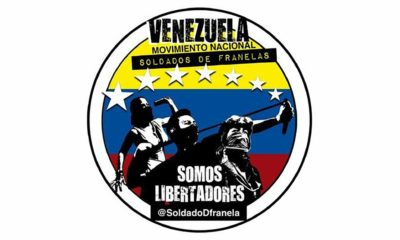 """""""Soldados de Franela"""" se atribuyen ataque contra Maduro"""