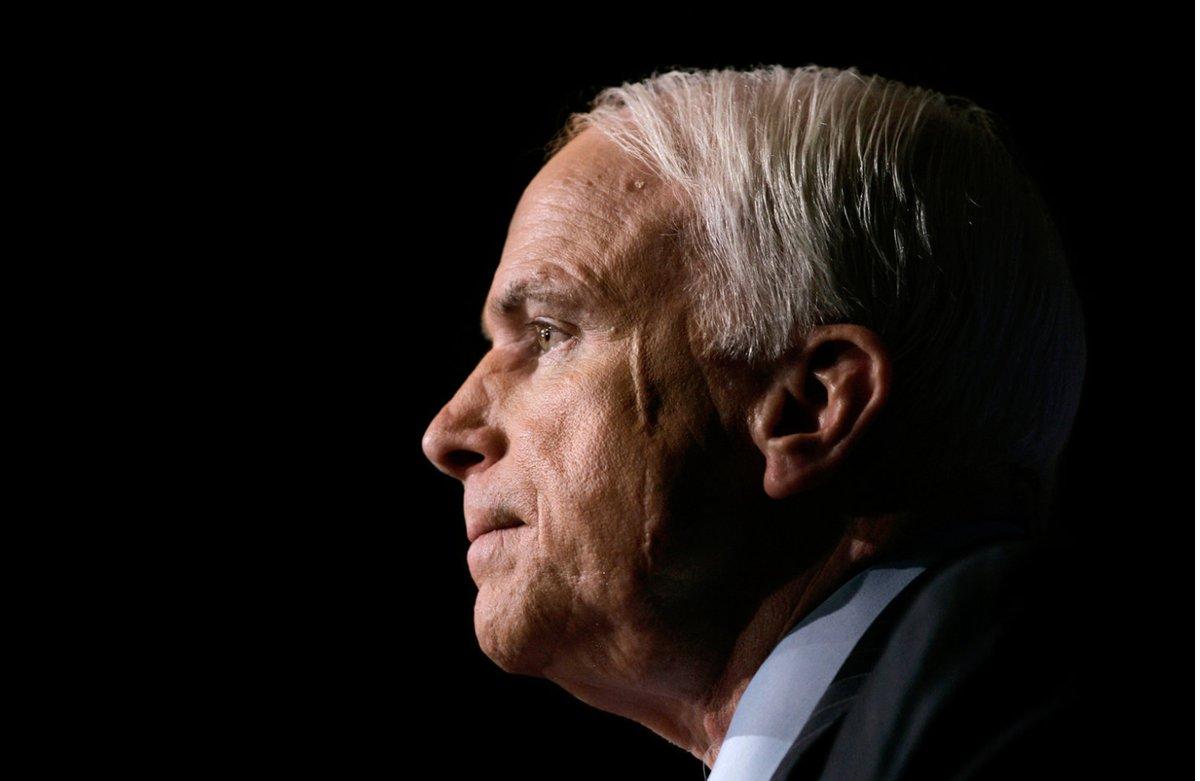 Jonh McCain muere presidencia obama eu
