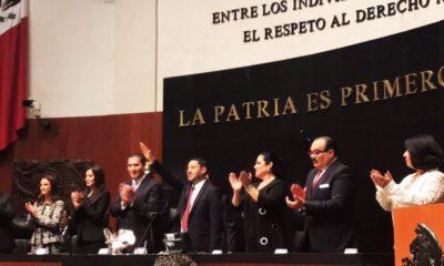 Martí Batres Senado Morena Cámara Alta
