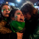 Rechazan aborto en Argentina