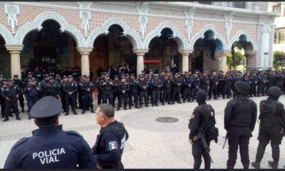 Tehuacán SSP Puebla