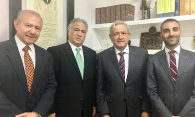 Simón Levy Turismo nombramientos AMLO
