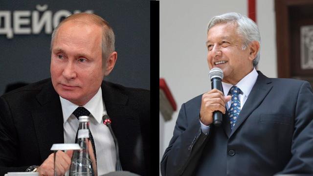 Kremlin AMLO putin