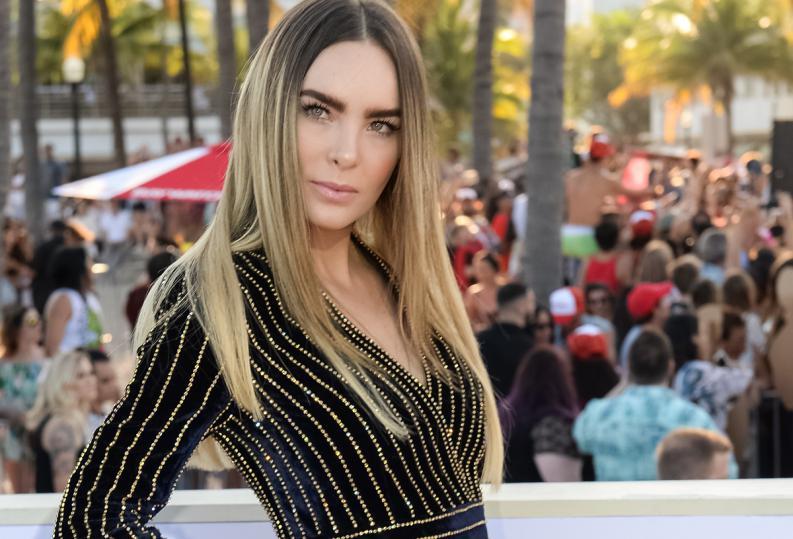 Belinda viola ley Trife
