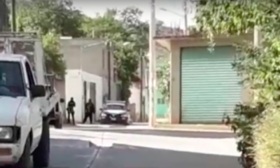 Puebla asesinan 2 policías