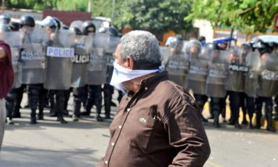 Daniel Ortega nicaragua manifestaciones
