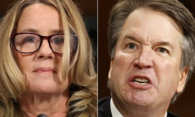 Kavanaugh, Ford, acoso, Trump