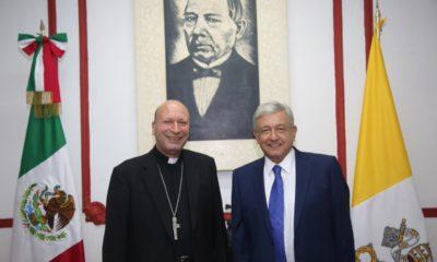 Vaticano amlo morena casa de transición