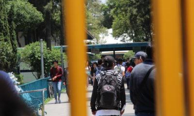estudiantes unam porros escuela cch