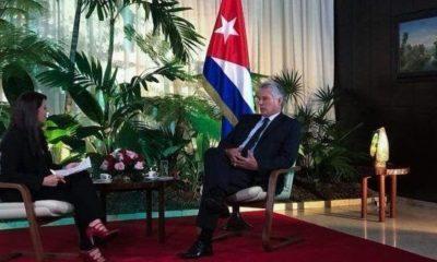 Cuba Díaz-Canel