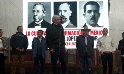 AMLO, Saltillo, Rifas, Comercios