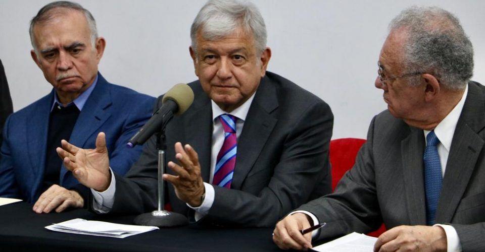 AMLO, Santa Lucía, Texcoco, NAIM