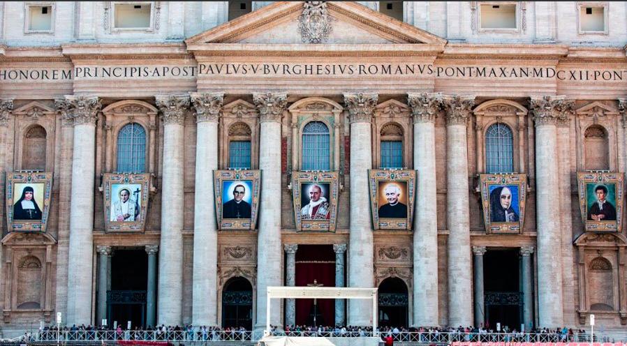 Papa Francisco Santos Óscar Romero Papa