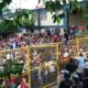 Caravana migrante, México, sur, frontera, niños, mujeres, policías