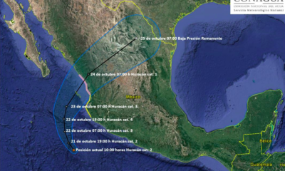 Willa huracán categoría 2