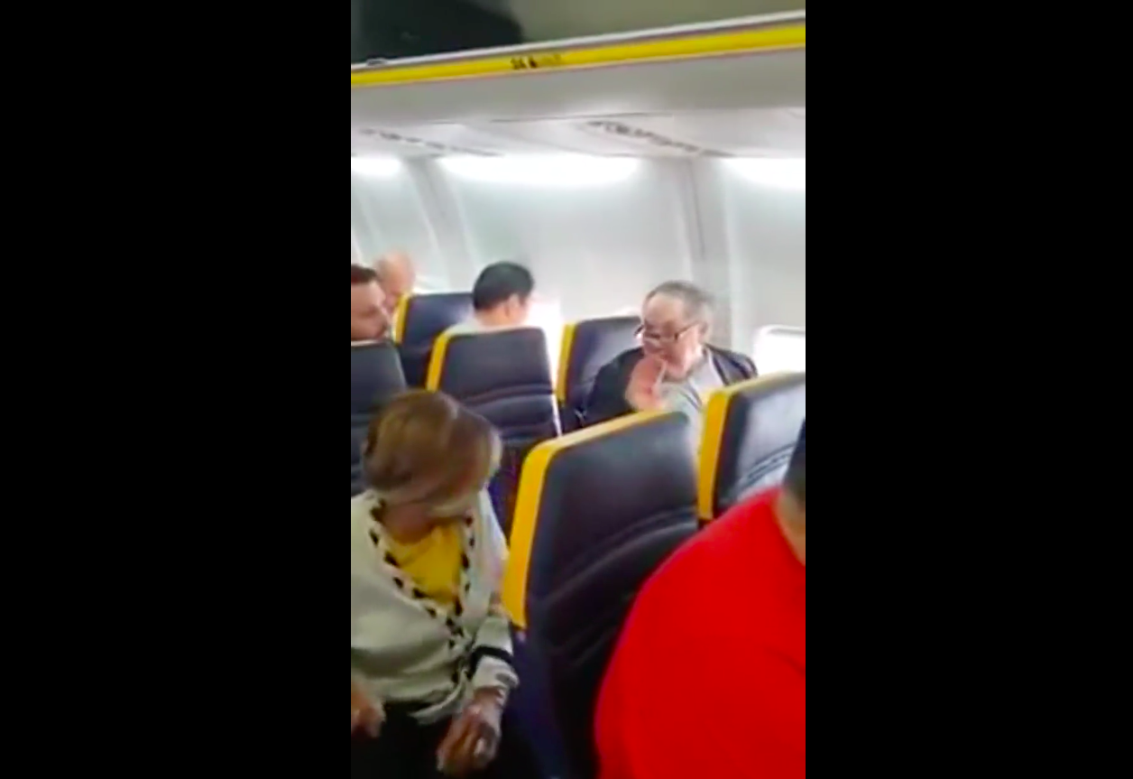 Racista Ryanair