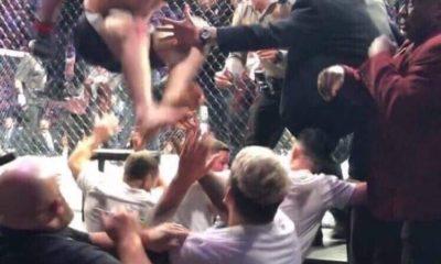 Las Vegas Mcgregor pelea