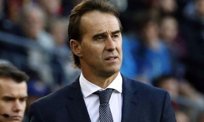Real Madrid Lopetegui