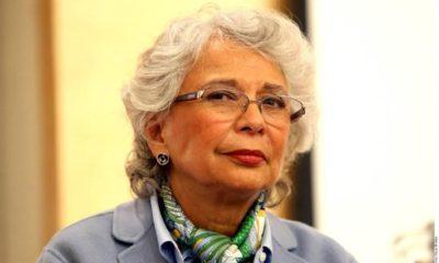 Sánchez Cordero Olga hija