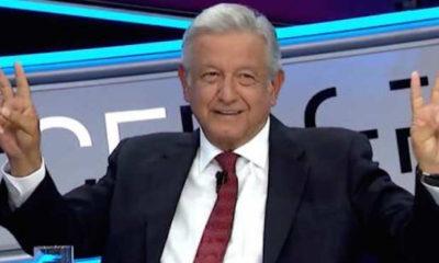 AMLO, Televisa, NAIM