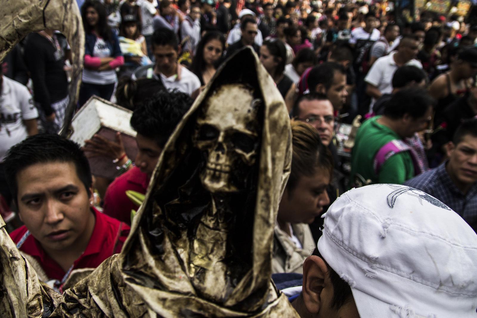 Santa Muerte: 3 lugares que la celebran el 2 de noviembre en