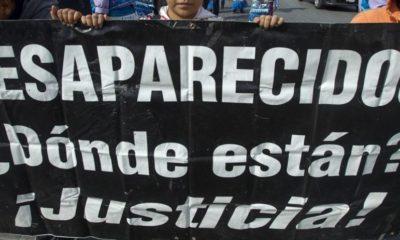 ONU hace a México recomendaciones en materia de Desaparición Forzada