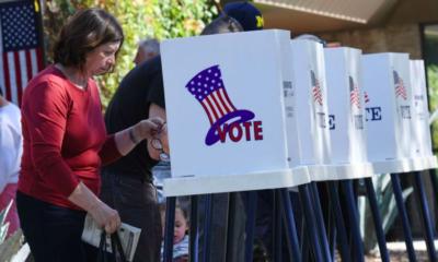 Jornada electoral Estados Unidos