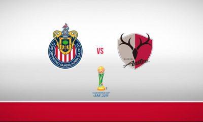 Chivas se enfrentará al Kashima Antlers
