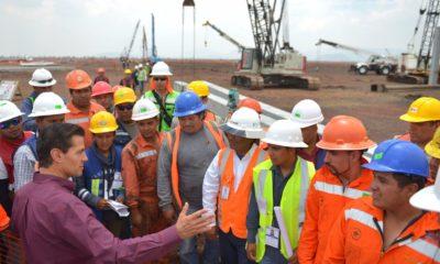 Enrique Alfaro cuestiona a Peña Nieto por obras de Tren Eléctrico