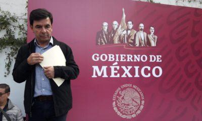Jesús Ramírez presenta la imagen institucional del nuevo gobierno