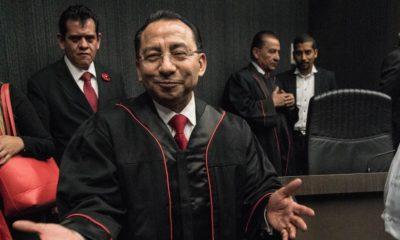 Rafael Guerra es electo Presidente del Tribunal Superior de Justicia de CDMX