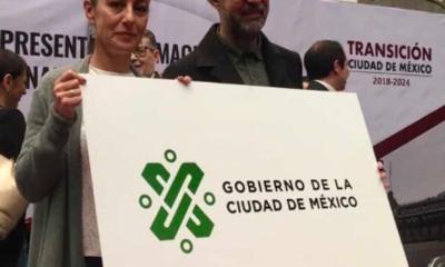 Sheinbaum, logo, CDMX
