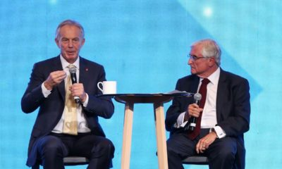 Tony Blair se pronuncia en contra de gobernar a base de consultas ciudadanas