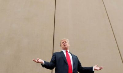 Trump Congreso Muro México Migrantes