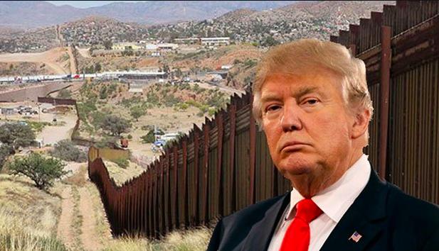 Trump insiste en que México está pagando el muro