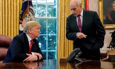John Kelly, Trump, Muro, intransigente