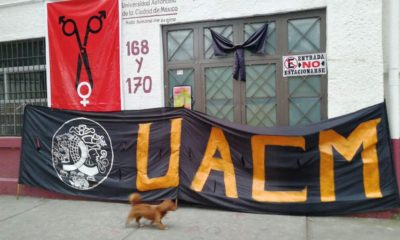 La rectoría de la UACM es tomada por alumnos