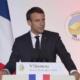 Macron señaló que busca la unidad de Francia pero bajo el orden y promete respuesta severa a la violencia